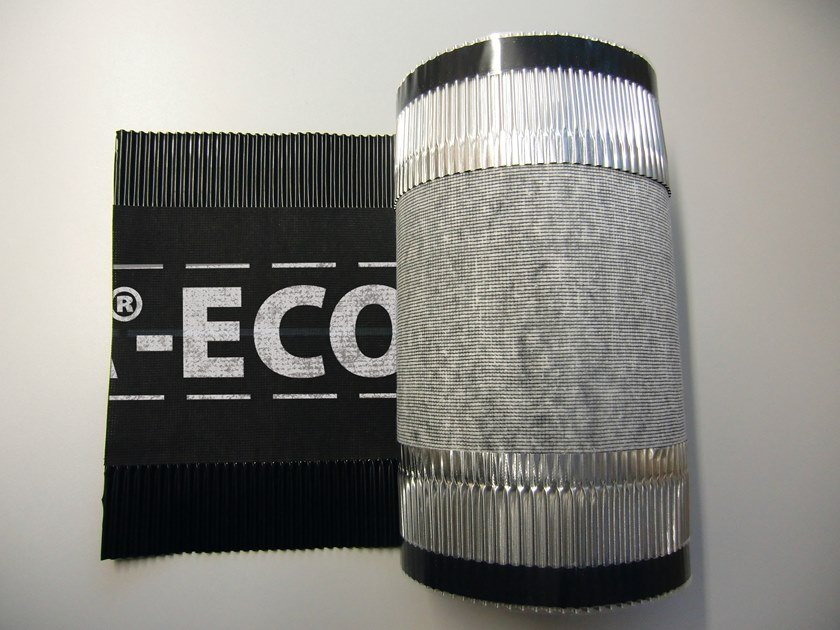 Breathable protective fabric for roof space DELTA ®-ECO ROLL by DÖRKEN ITALIA