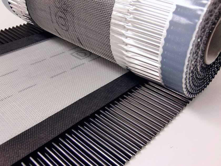 Breathable protective fabric for roof space DELTA ®-VENT ROLL PRO by DÖRKEN ITALIA