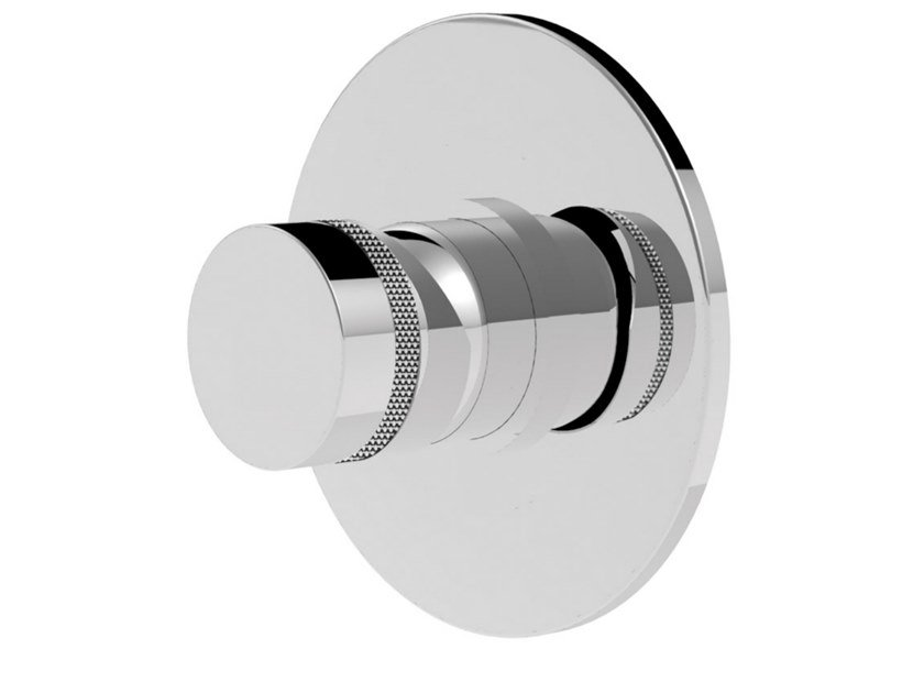 Recessed single handle shower tap DELUXE - MYRING - FMR0015DL by Rubinetteria Giulini