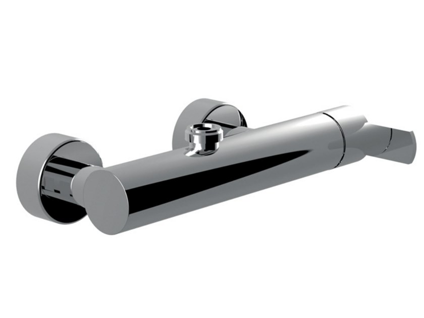 External single handle shower tap DELUXE - SURF - F5808SDL by Rubinetteria Giulini