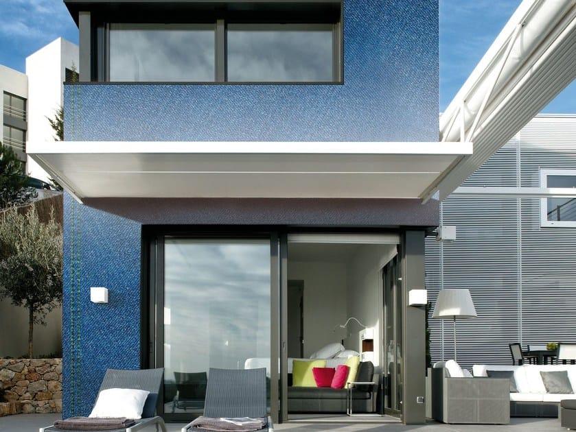 Motif outdoor wallpaper DENIM by Wall&decò