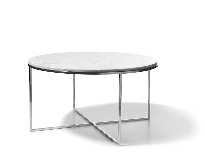 Round coffee table DENVER | Round coffee table by Colección Alexandra