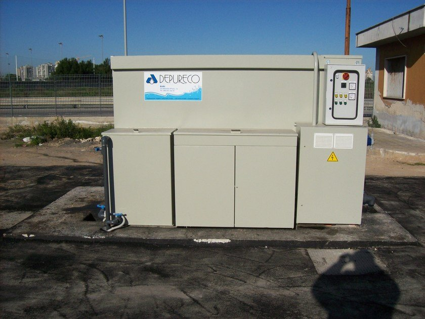 Purification and disposal system DEPURECO 1000 by DEPURECO