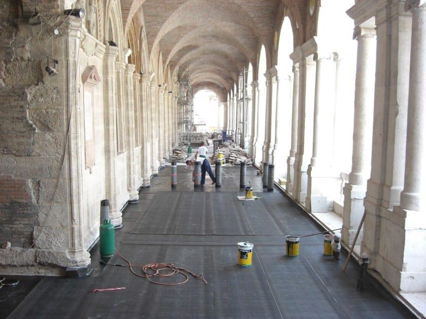 DERBIBOND NT® Applicazione in edificio di pregio storico-artistico