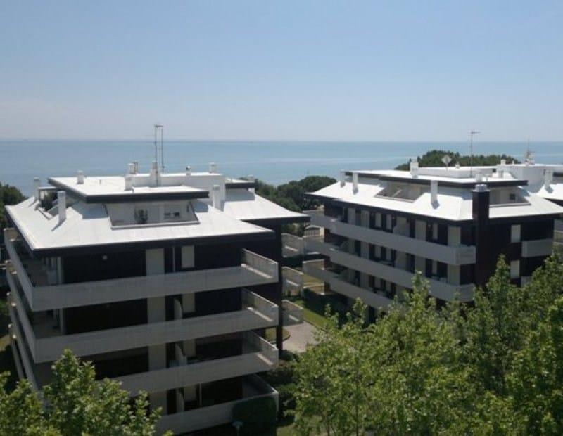 DERBIBRITE NT® Applicazione su edifici residenziali