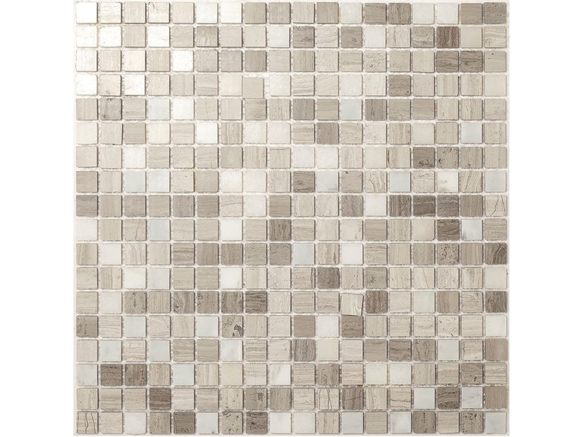 Marble mosaic DERBY WOODEN by BOXER