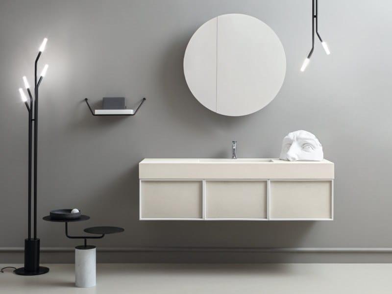 Contemporary style vanity unit DES 20 by Cerasa