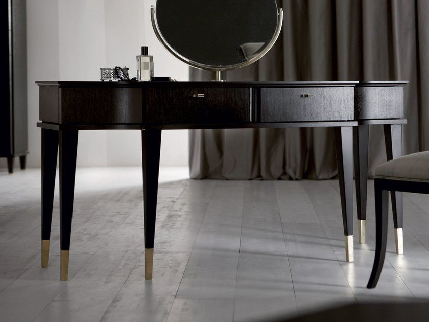 Wooden dressing table DESIRÉ | Dressing table by OPERA CONTEMPORARY