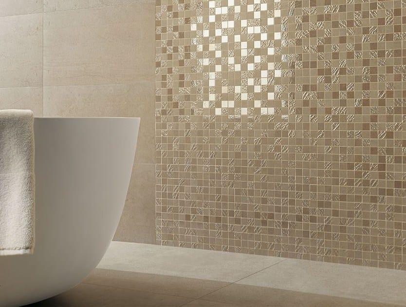 White-paste mosaic DESERT | Mosaic by FAP ceramiche