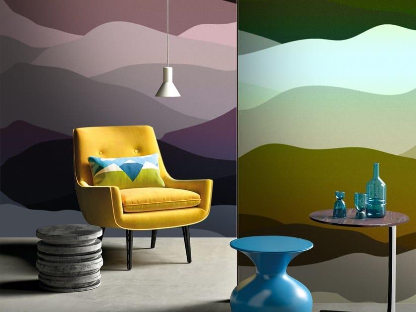 Motif washable wallpaper DESERT by Baboon
