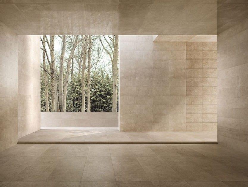 Rivestimento in ceramica per interni DESERT | Rivestimento by FAP ceramiche