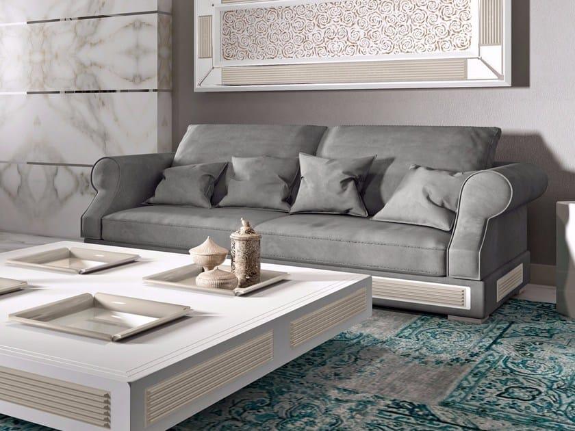 Design NouveauDivano 3 Desire A Vismara Pelle Comfort Posti In SVMGUjqpLz