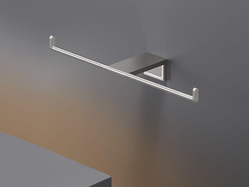 Stainless steel toilet roll holder DET 98 by Ceadesign