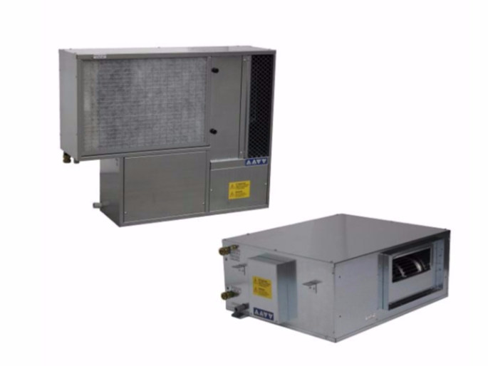Electro-physical Drying System DEUMIDIFICATORE 270 by Idrosistemi srl