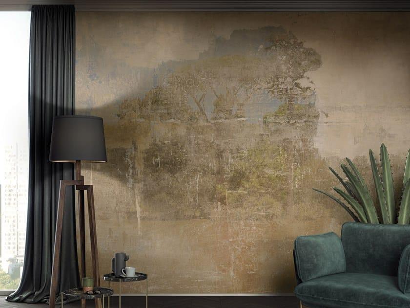Digital printing landscape wallpaper DEVON ARCADE by Tecnografica Italian Wallcoverings