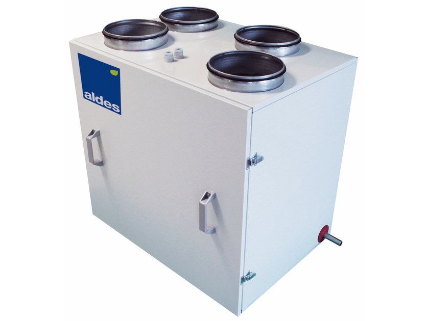 Industrial Mechanical forced ventilation system DFE COMPACT 450 TOP by ALDES