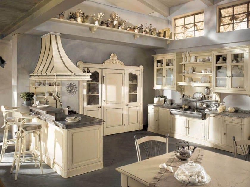 キッチン DHIALMA - COMPOSITION 01 Dhialma コレクション By Marchi Cucine