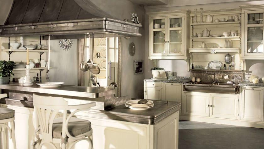 Einbauküche aus Holz DHIALMA - COMPOSITION 01 Kollektion Dhialma By ...