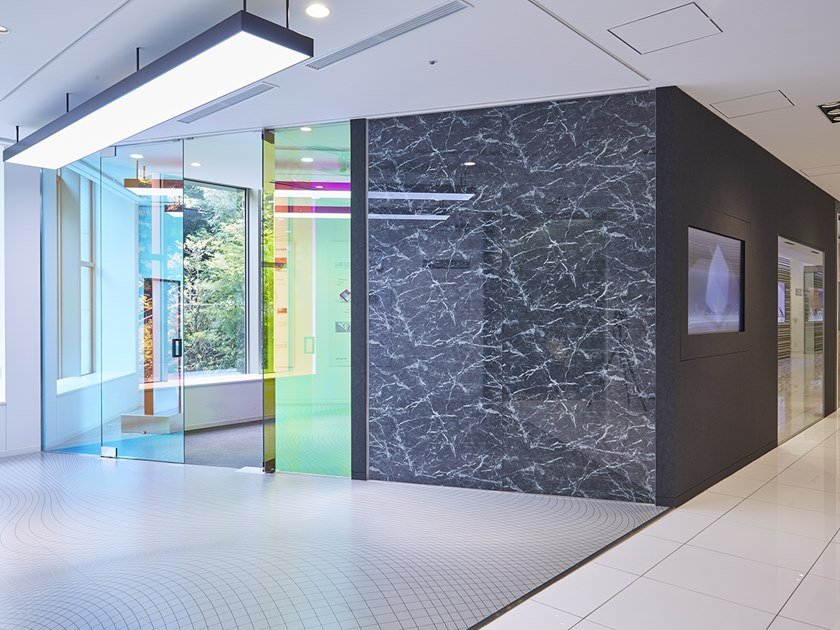 Adhesive design film DI-NOC™ Glass by 3M Italia