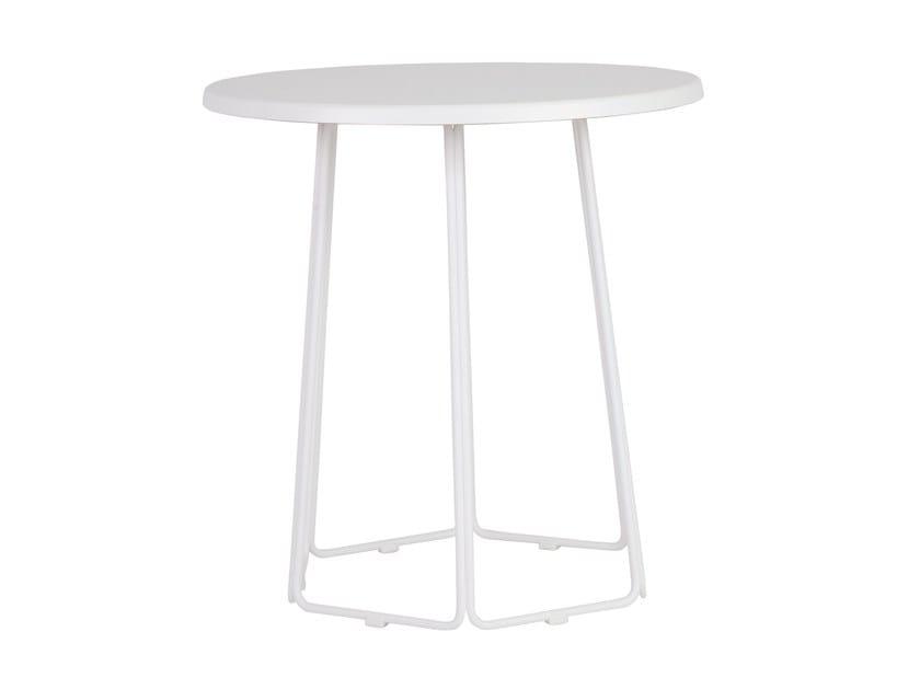 Round steel garden table DIA   Garden table by MOBIKA GARDEN