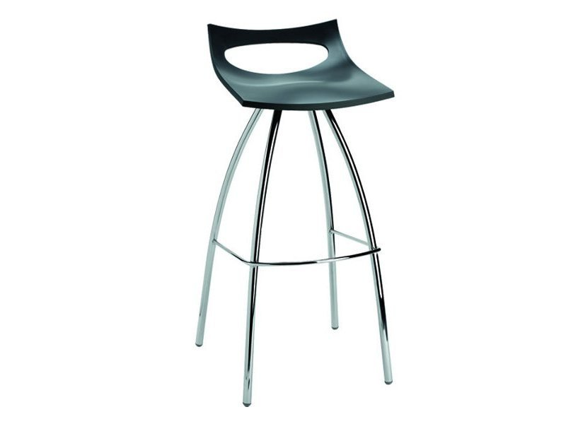 High barstool DIABLITO H80 by SCAB DESIGN