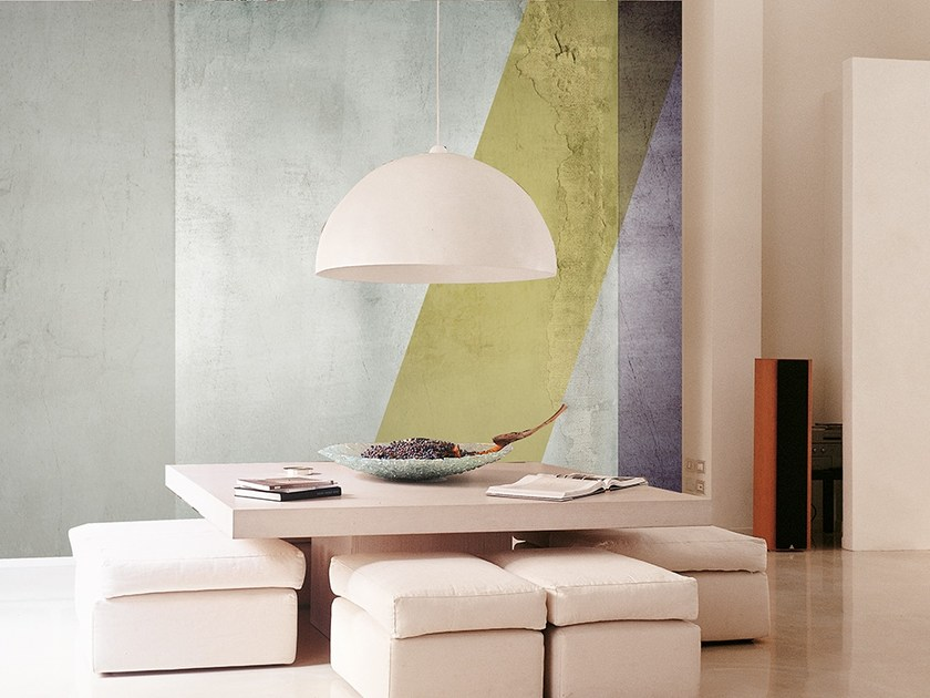 Geometric wallpaper DIAGONAL Colors Collection By Adriani e Rossi ...