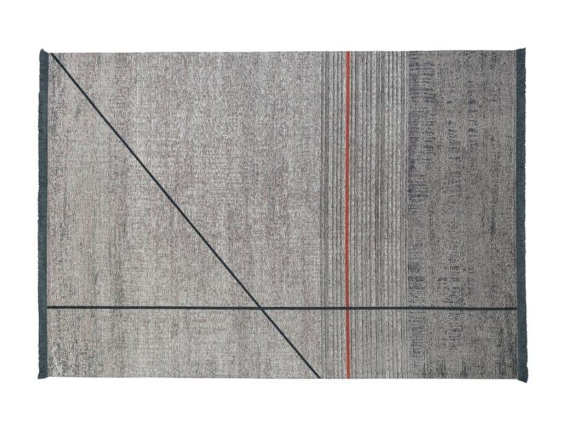 Rectangular rug DIAGONAL   Rug by Gruppo Tomasella