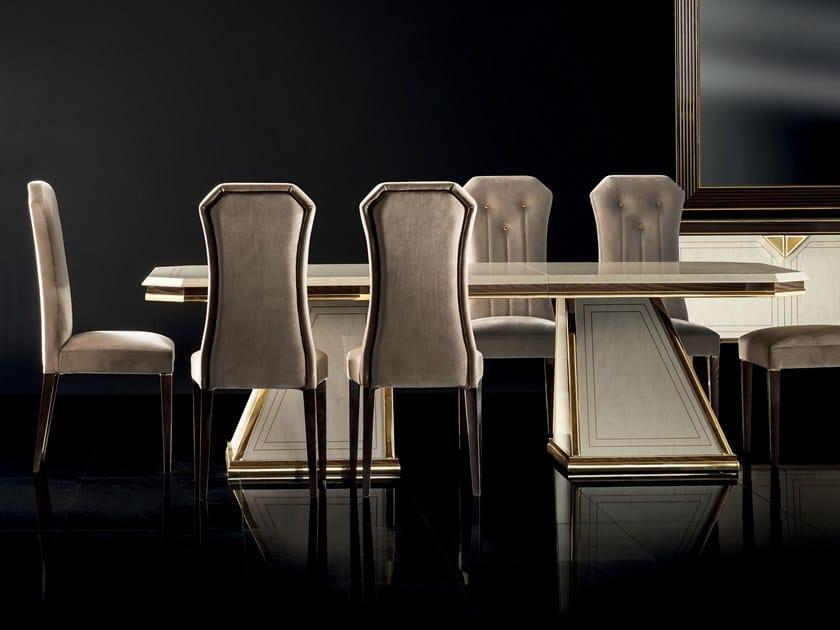 Rectangular living room table DIAMANTE | Rectangular table by ADORA