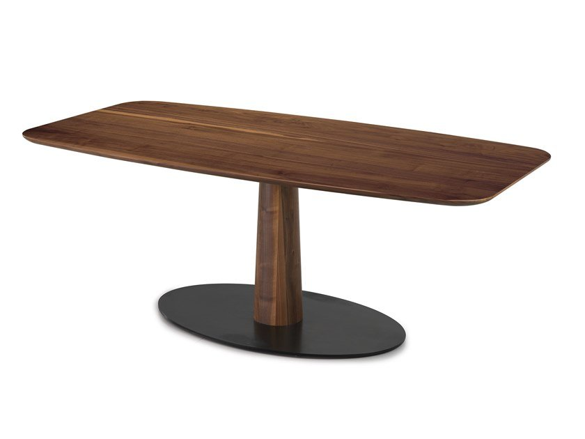 Tavolo rettangolare in legno DIAMANTE | Tavolo in legno by Oliver B.