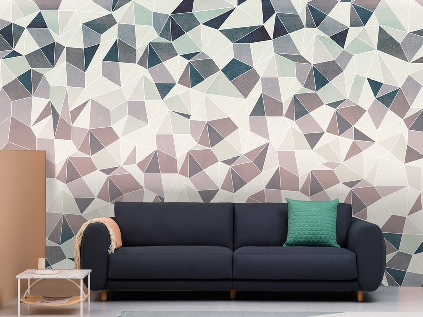 Wall tiles / wallpaper DIAMONDS COLOR by Officinarkitettura®