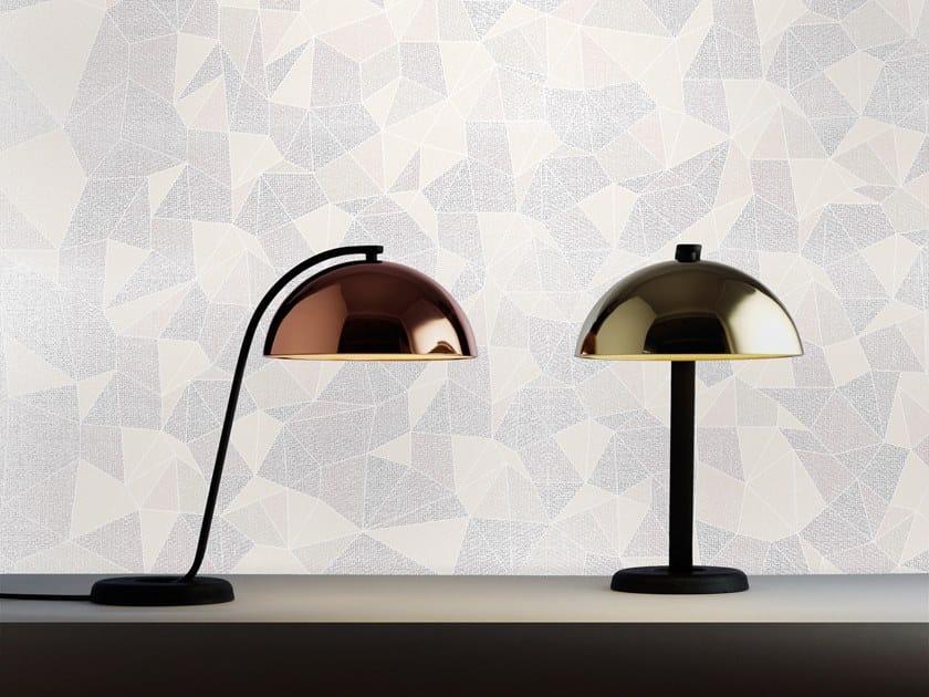 Wall tiles / wallpaper DIAMONDS WHITE by Officinarkitettura®