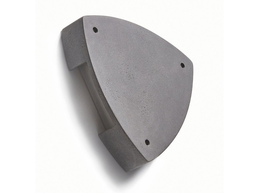 LED concrete wall light DIATOMO by URBI et ORBI