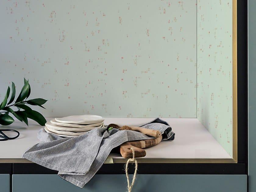 Motif wallpaper DIGITALE by Texturae