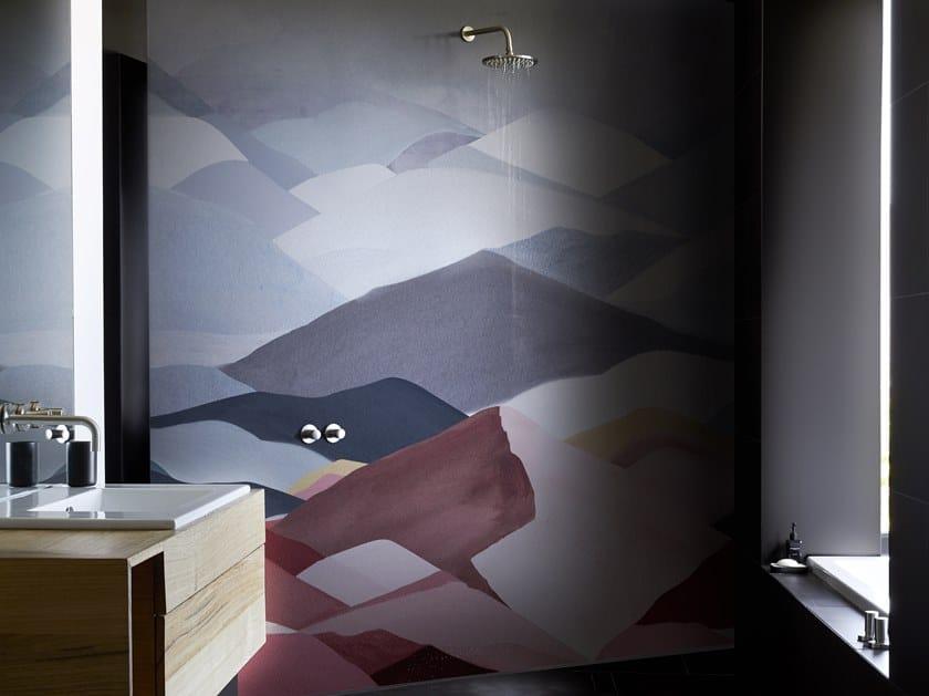 Tapete fürs Badezimmer DIMANCHE Kollektion WET SYSTEM 18 By ...