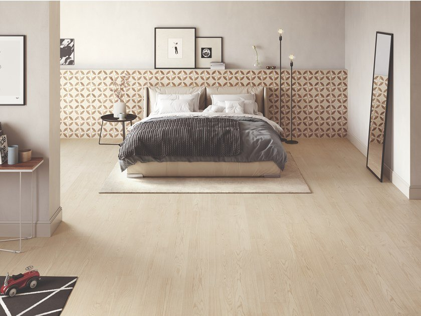Porcelain stoneware wall/floor tiles with wood effect DIMORE NATURALE by EmilCeramica by Emilgroup
