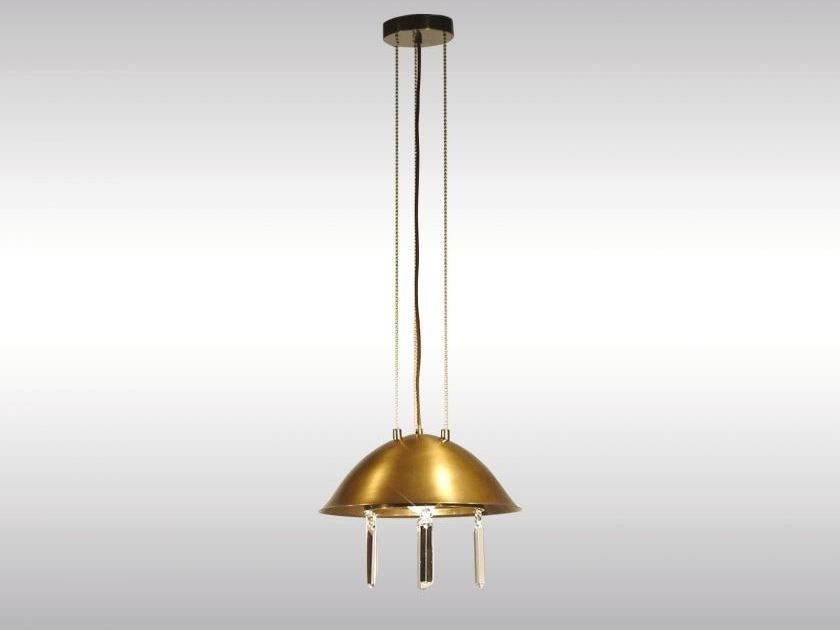 Classic style pendant lamp DINING 1 by Woka Lamps Vienna
