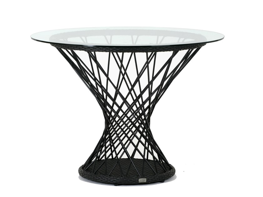 Round dining table RAVEL | Dining table by 7OCEANS DESIGNS