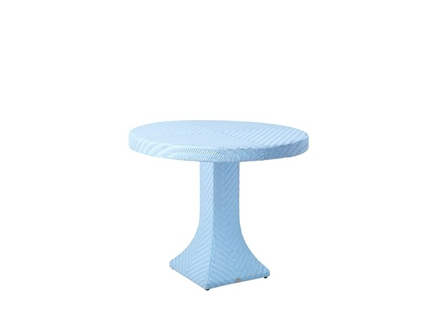 Round garden table DORIC | Dining table by 7OCEANS DESIGNS