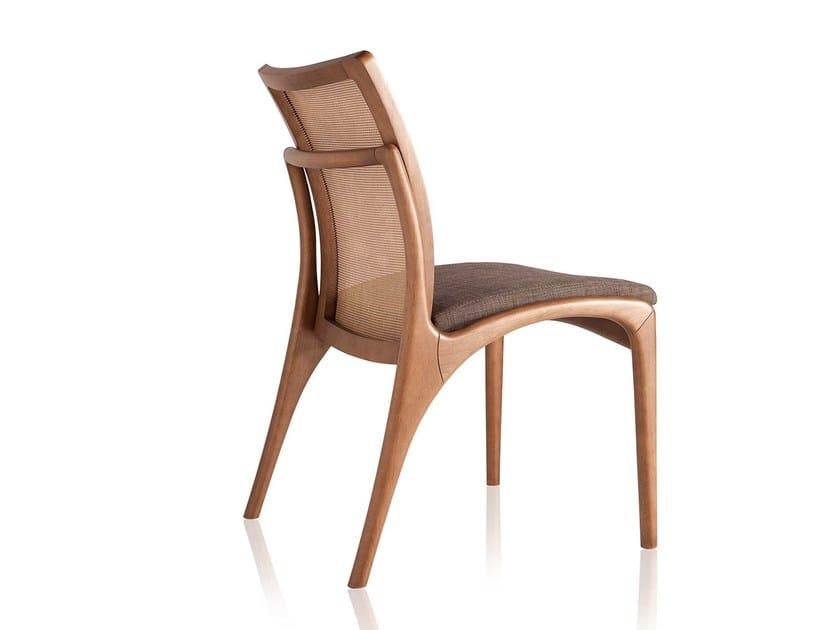 Fabric chair DINNA 145 by Sollos