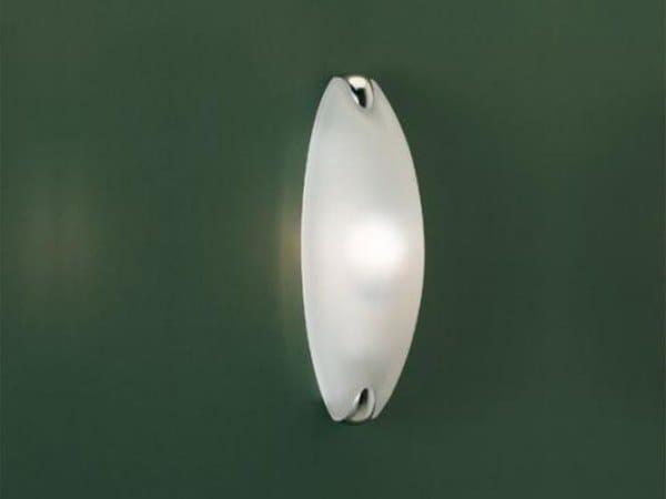A Dimmer Vetro Led Iluminacion Applique Milan In Dino 5481 Con CxeBdorW