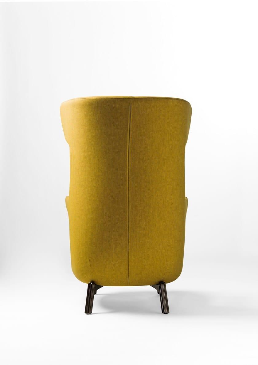 Bd In Barcelona Sfoderabile Design Tessuto Dino Poltrona 0wNnm8