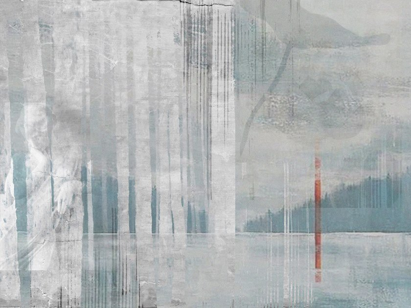 Digital printing wallpaper DIOMEDE by Tecnografica Italian Wallcoverings