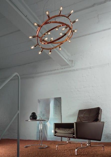 lampada a sospensione dione