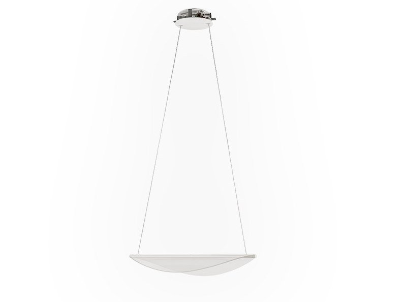 LED PMMA pendant lamp DIPHY_PC by Stilnovo