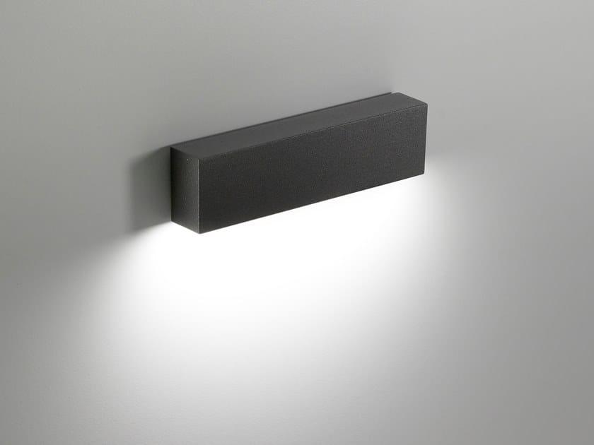 LED direct light wall lamp SLAT | Direct light wall lamp by Ailati Lights