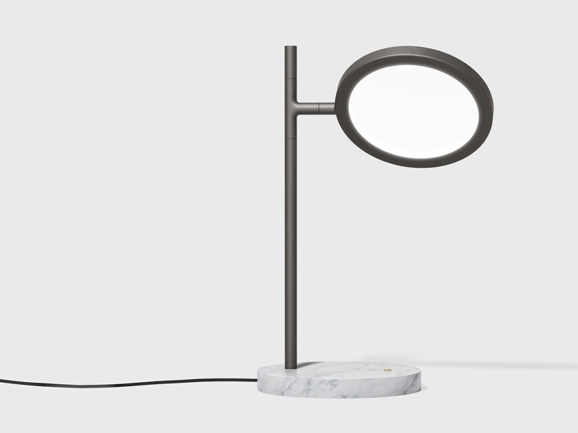 Adjustable table lamp DISCUS | Table lamp by Matter Made