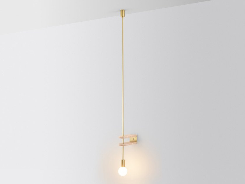 LED wall lamp DISCUS WALL by Volker Haug Studio