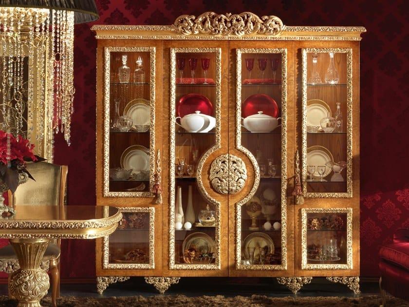 Display cabinet ROYAL | Display cabinet by A.R. Arredamenti