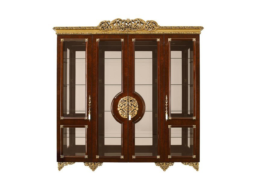 Display cabinet GRAND ROYAL | Display cabinet by A.R. Arredamenti