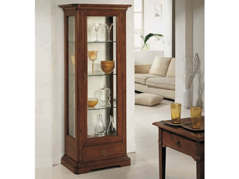 Solid wood display cabinet ZEUS | Display cabinet by Arvestyle